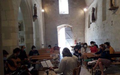 Joie  de chanter, le 22 mai à Neuvicq le Château