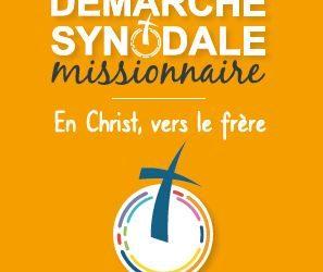 Lancement de la démarche synodale  missionnaire à  Matha