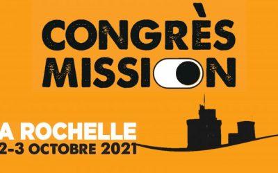 Congrès Mission à La Rochelle : « Nous sommes tous concernés ! »