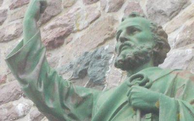 homélie du dimanche 16 mai 2021, 7ème de Pâques, abbé THEBAUT