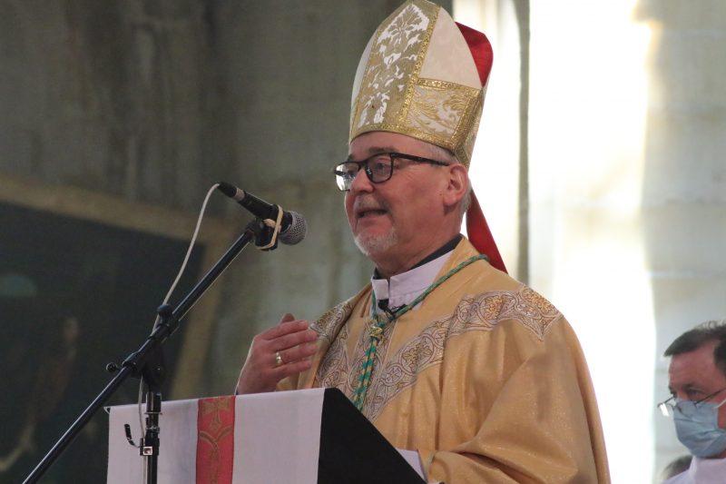 Homélie de Mgr Georges Colomb – messe du 6e dimanche de Pâques à Archiac
