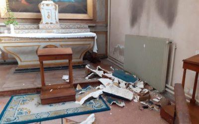 Lourde profanation de la chapelle de l'hôpital de La Rochelle