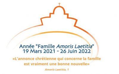 """Année """"Famille Amoris Laetitia"""""""