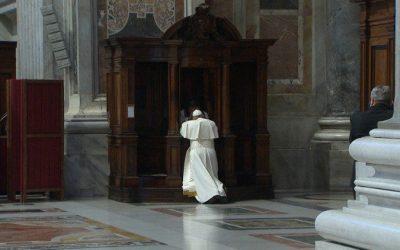 Dimanche 21 mars 21 : 5e dimanche de carême