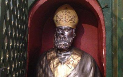 «Il est bon de fêter le fondateur de ce diocèse», souligne Mgr Colomb
