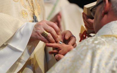 Il y a cinq ans : l'ordination épiscopale de Mgr Colomb