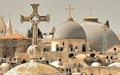 Messe avec les Chrétiens d'Orient célébrée à La Rochelle