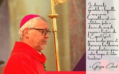 Retour sur le lancement de la démarche synodale