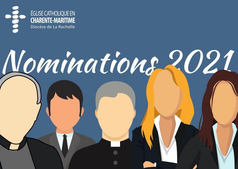 Nominations – juin 2021
