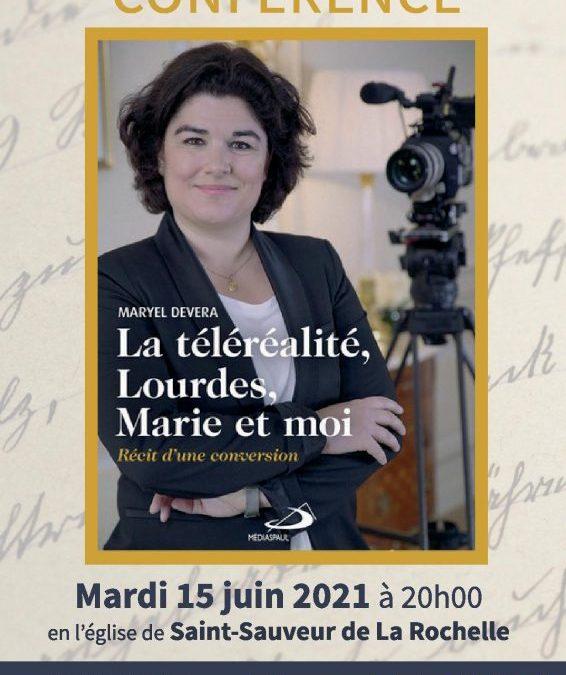 « La téléréalité, Lourdes, Marie et moi »