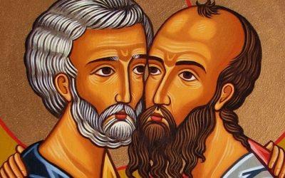 Saint-Pierre et Saint-Paul : «A nous aujourd'hui de confesser le Christ»
