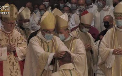 Un troisième MEP nommé évêque en France