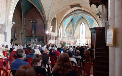 Messe de Requiem pour le Père Louis Morandeau : homélie de Mgr Colomb