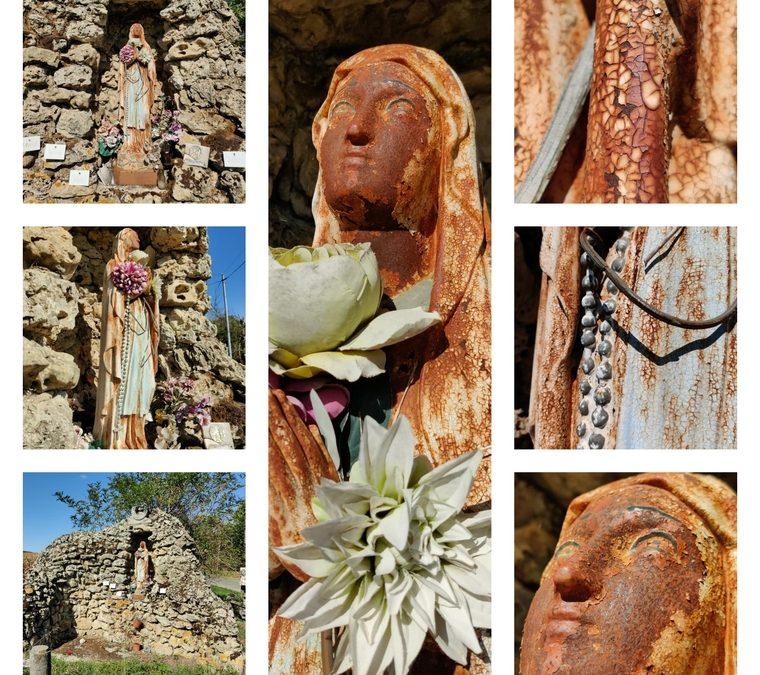 Participez à la restauration de la Vierge de Varaize