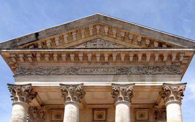 Inauguration de l'église Saint-Louis de Rochefort