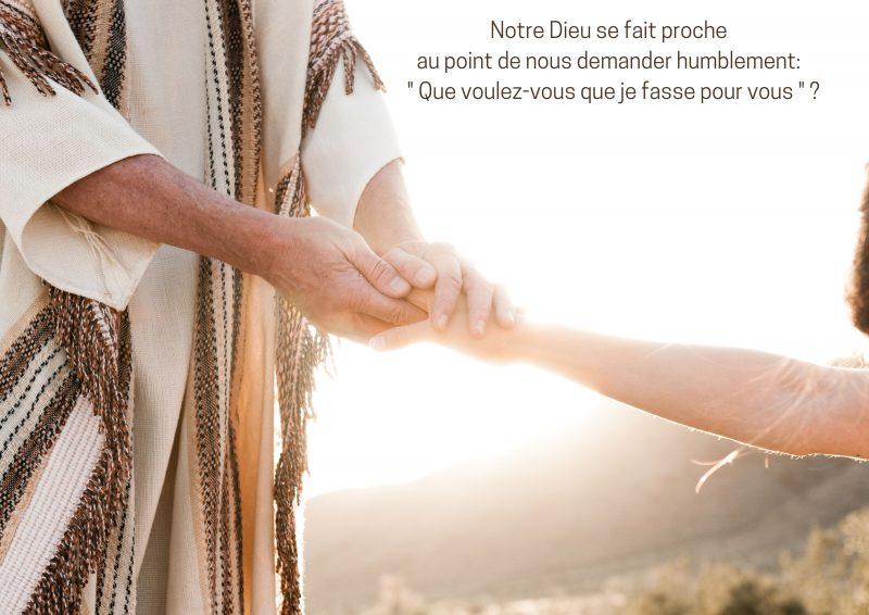 Homélie de Mgr Colomb – 29ème dimanche ordinaire