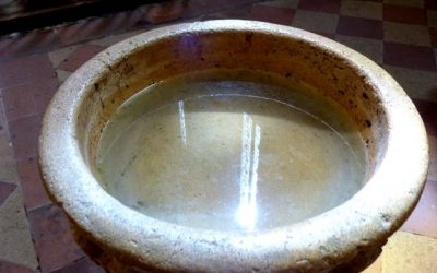 Homélie 28ème dimanche ordinaire à St Sauveur, baptême et confirmation